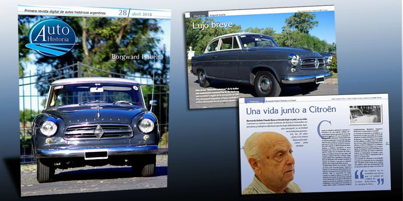 Revista Digital Autohistoria nº28