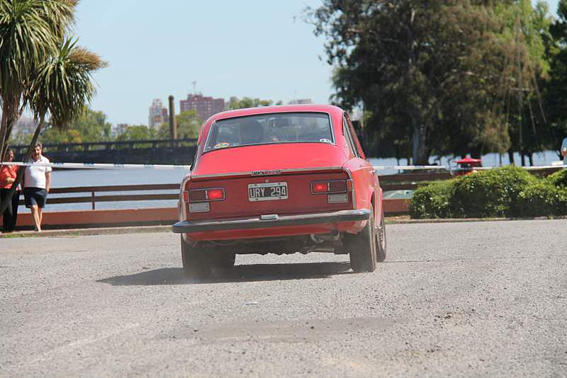 Rally 21 Aniversario del Club Fiat Clásicos de Argentina