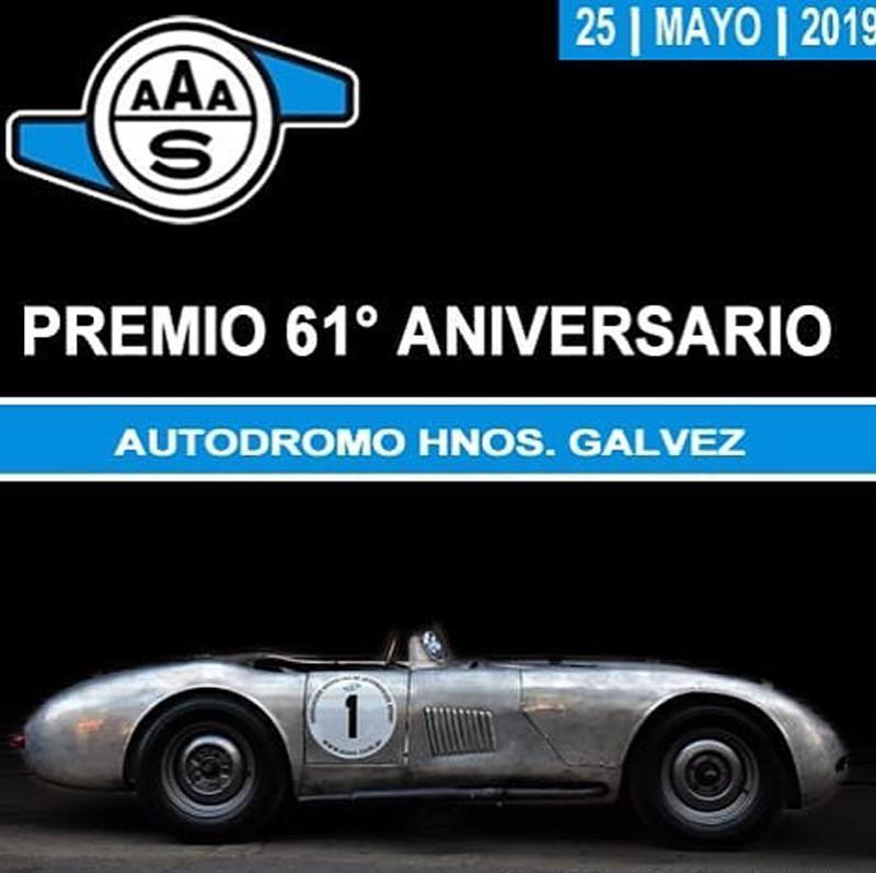 Premio 61 Aniversario de la Asociación Argentina de Automóviles Sport