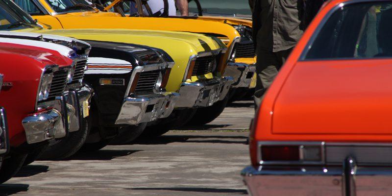 Reunión mensual del Club Amigos del Chevrolet Argentina
