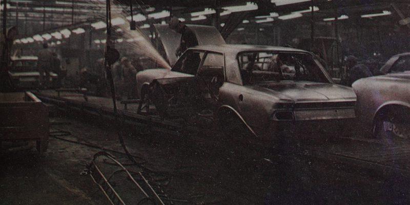 Curso de Historia del Auto Argentino en el Museo del Automovil