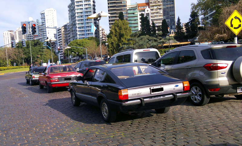 Caravana Taunus a Rosario 2019