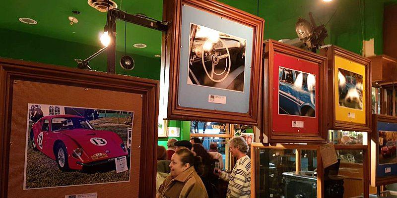 Expo Auto Argentino en fotos en el Museo Simik