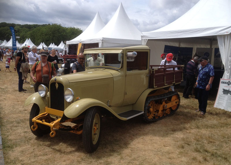 El centenario Citroën