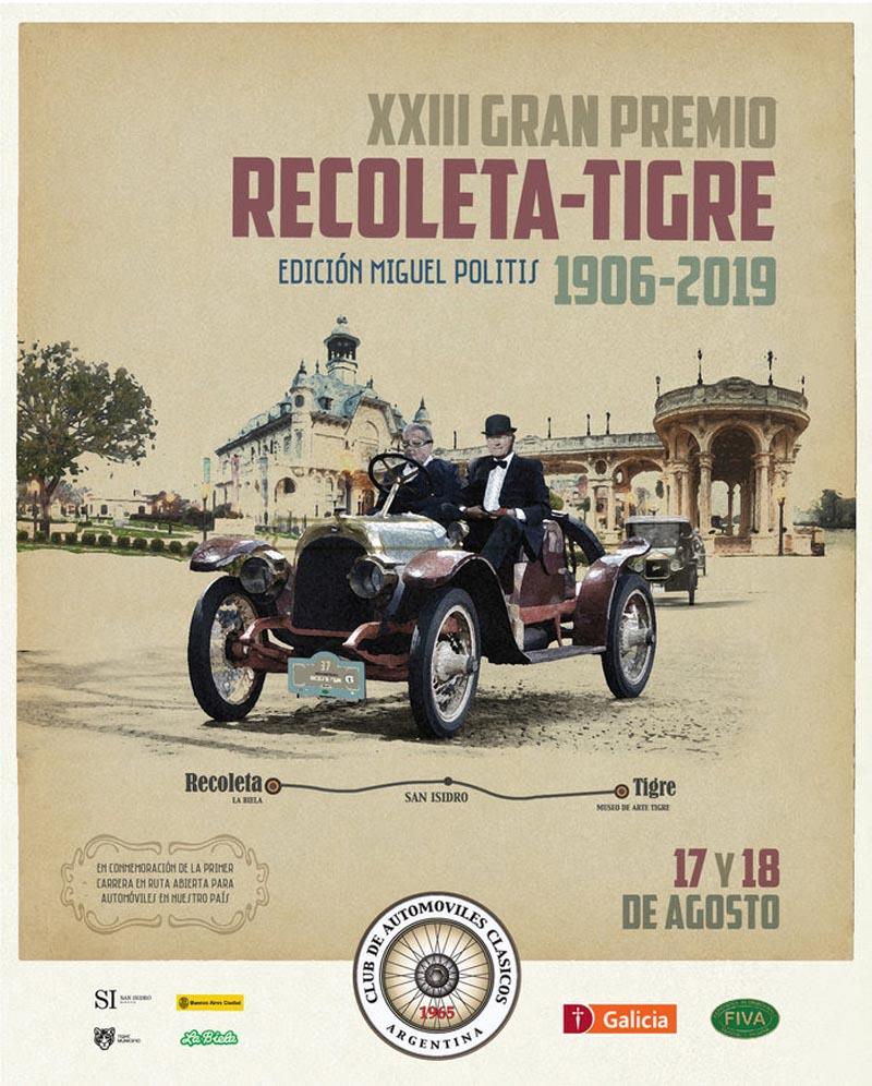 Gran Premio Recoleta-Tigre 2019