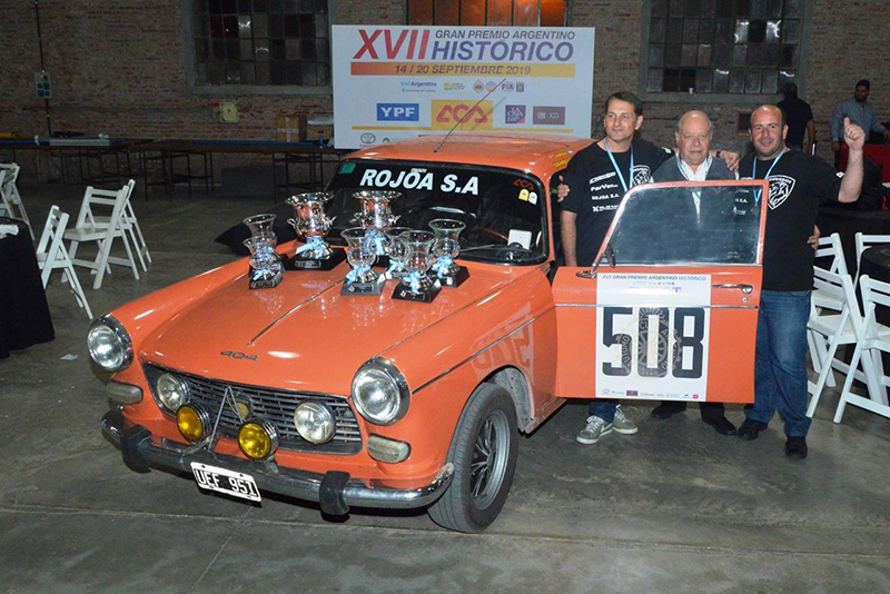 Gran Premio Argentino Histórico