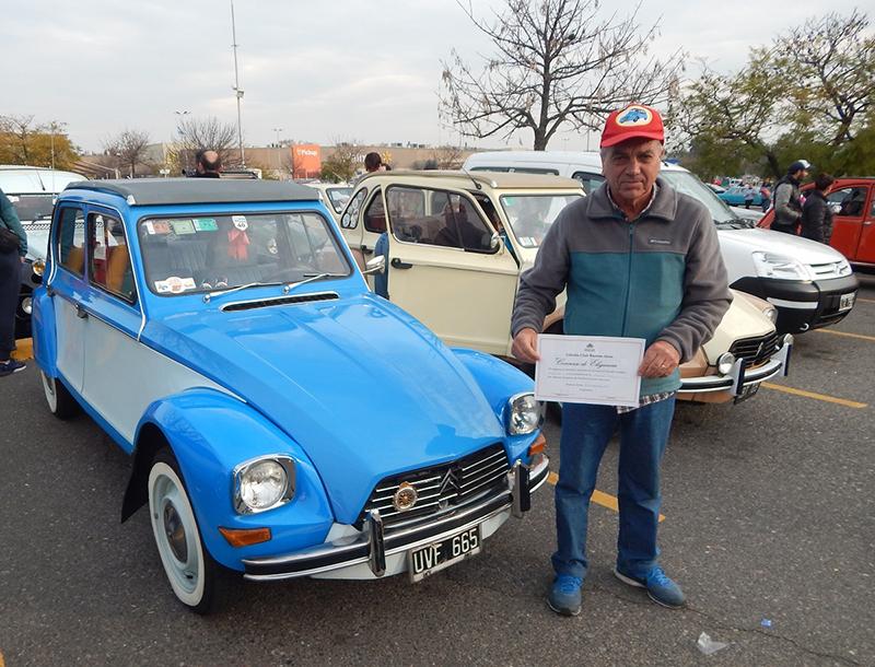 Cumpleaños 19 del Citroën Club Buenos Aires
