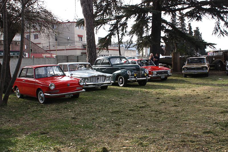 3ª edición de la Exposición de Automóviles Clásicos y Antiguos de Luján