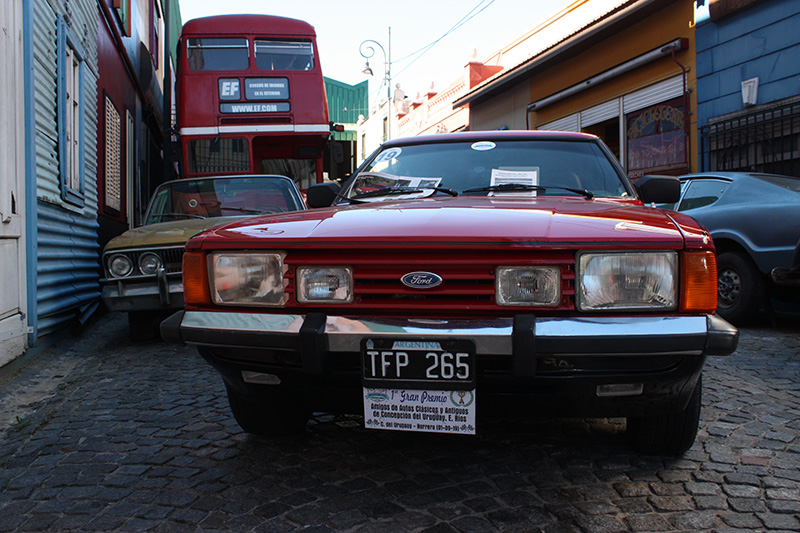 40 años del Taunus GT SP