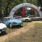 Citroën celebró un siglo en Autoclásica