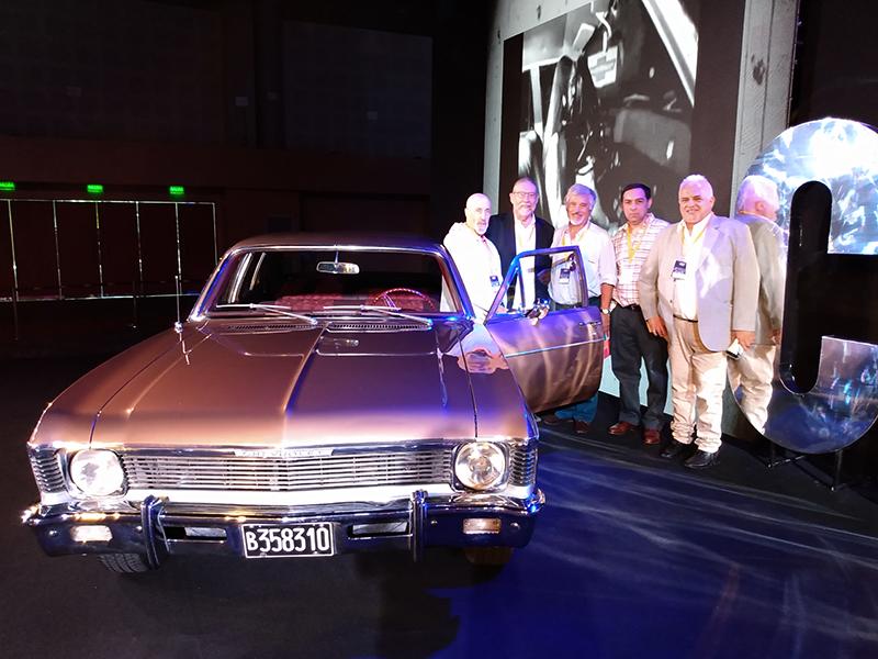 Chevy 50 aniversario