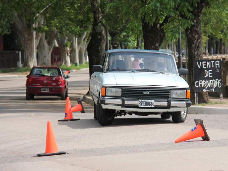 Rally Aniversario del Club Fiat Clásicos Argentina.