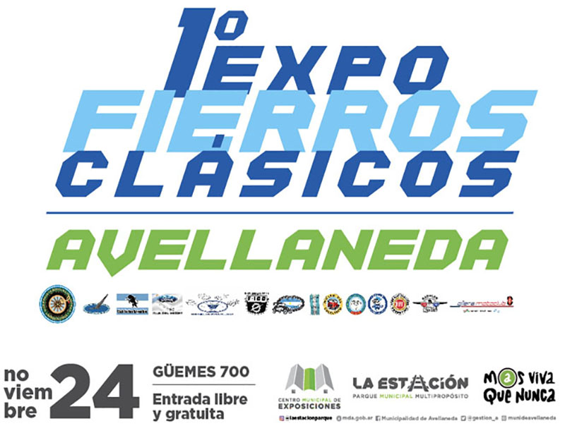 1ra Exposición de Fierros Clásicos de Avellaneda.
