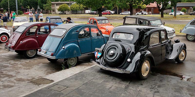 Argentina cerró el Centenario de Citroën