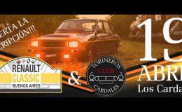 Renault Classic Buenos Aires y al Club Torineros Cardales festejan juntos