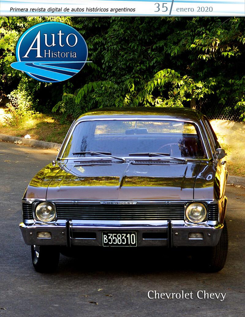 Revista Autohistoria #35