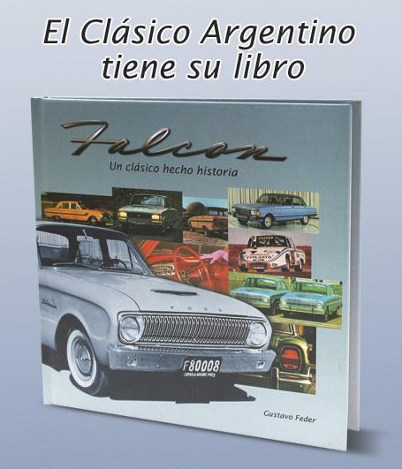 El libro del Falcon argentino