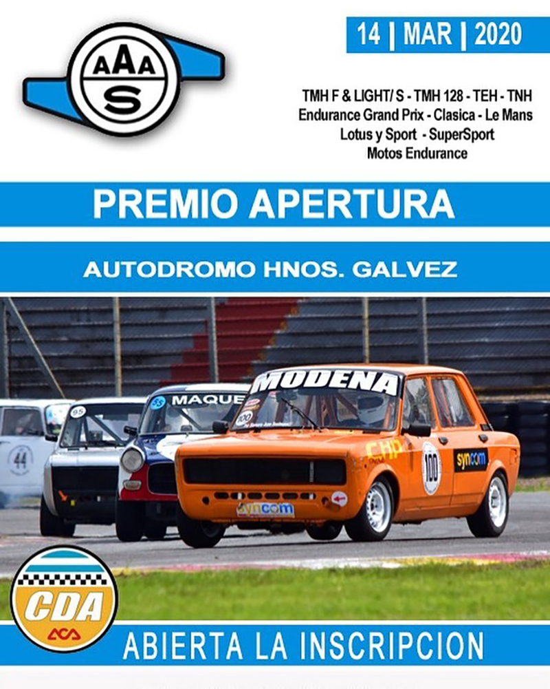 Premio Apertura 2020 AAAS