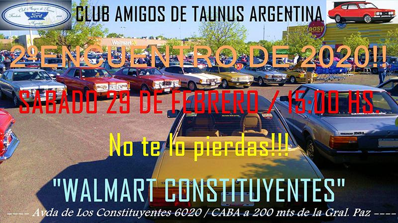 Encuentro de febrero del Club Amigos de Taunus Argentina