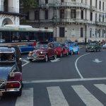 Caravana del Citroën Club Buenos Aires