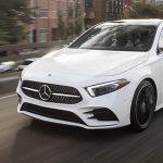 Mercedes-Benz multipreamiada en seguridad