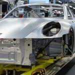 Porsche suspende la producción por el coronavirus