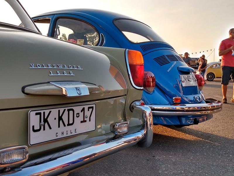 Volkswagen refrigerados por aire