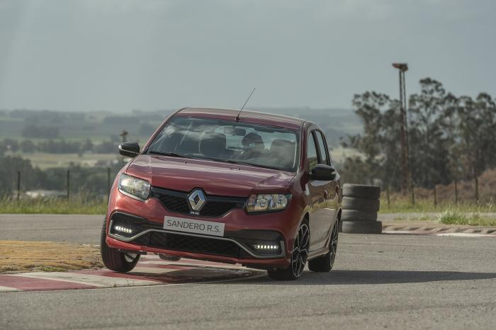 El Renault Sandero R.S. se renueva