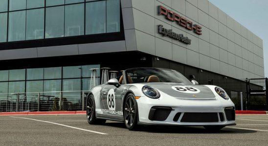 Porsche y RM Sotheby's subastan el último 911 (991) para luchar contra el COVID-19