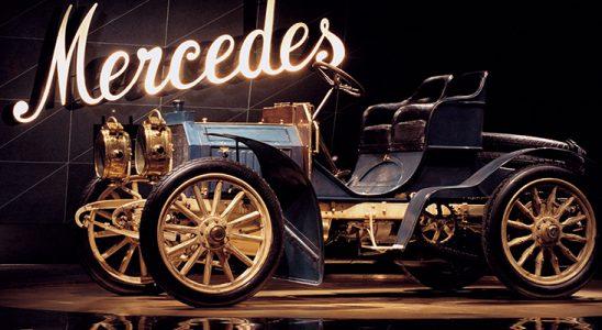 120 años del nombre Mercedes: la historia de la niña y la marca