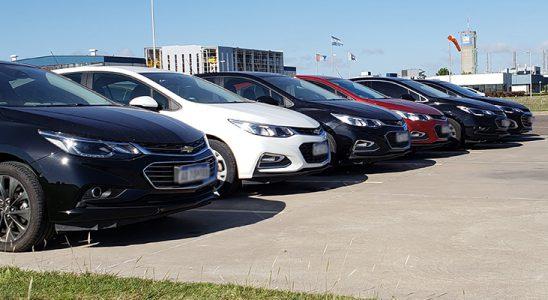General Motors entregó vehículos al gobierno de Santa Fe