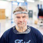 Ford y Volkswagen producirán protectores faciales para enfrentar al Coronavirus