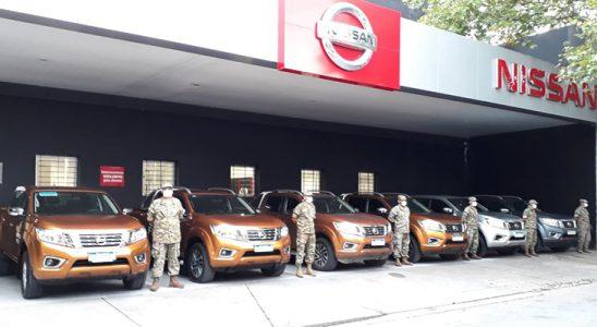 Nissan apoya a los que ayudan