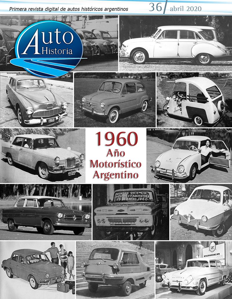 Revista Autohistoria #36