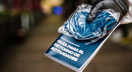 Cómo es el regreso al trabajo en Scania Argentina