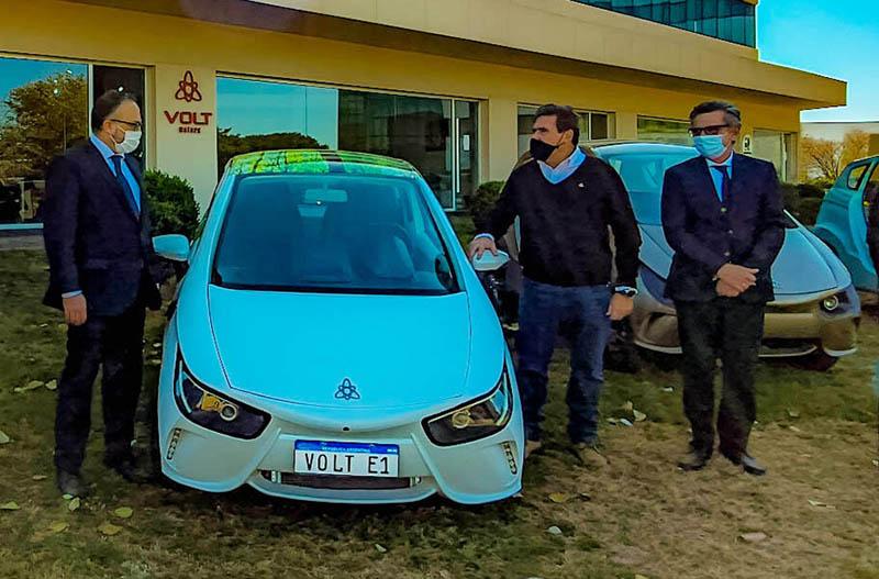 Volt Motors inicia producción con autos homologados.