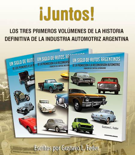Un Siglos de Autos Argentinos