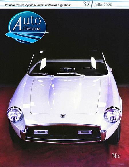 Revista Autohistoria #37