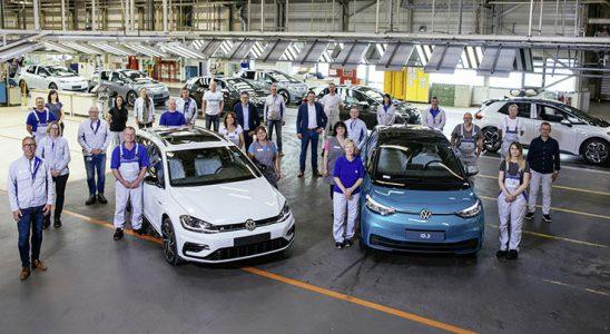 Planta Zwickau Volkswagen