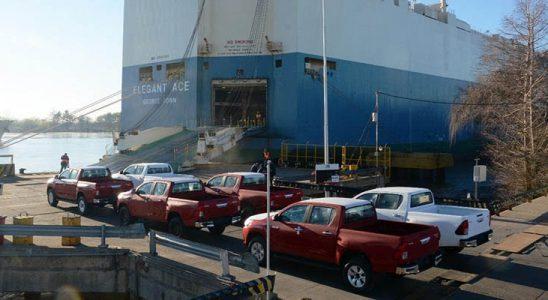 Toyota Argentina exportaciones