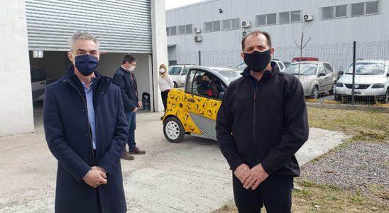 El ministro Meoni visitó Seroelectric